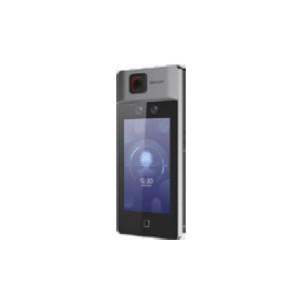 DS-K1T671TM-3XF Terminales con reconocimiento facial y detección de temperatura. Lector tarjetas