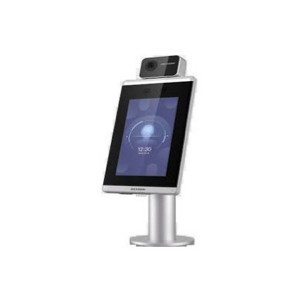 DS-K5671-3XF/ZU Terminal control accesos tornos reconocimiento facial y detección de temperatura